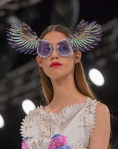 London Graduate Fashion Week 2013: Vanina Yankova | glamjam
