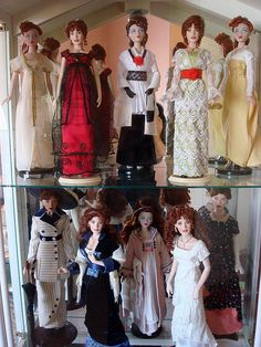 Rose's outfits from Titanic