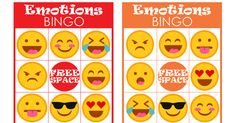 Emotions Bingo Printable Game for Kids.pdf