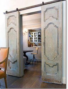 Antique Doors