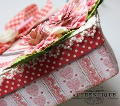 Authentique Paper: Box of Lovely
