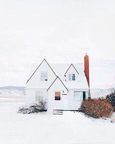 little winter wonderland #snow #winter #views