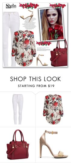 """SheIn"" by amra-mak ❤ liked on Polyvore featuring ファッション, Calvin Klein, women's clothing, women, female, woman, misses, juniors と shein"