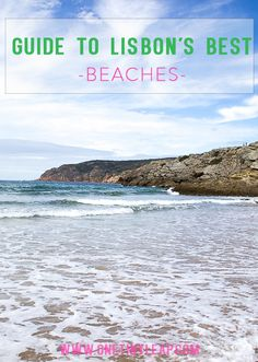 Make the most of your holiday in #Lisbon by mixing in a beach break!   #citybeach #beaches #tamariz #guincho #caparica
