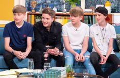 British Boys, Boys Jeans, Super Skinny Jeans, The Beatles, Boy Bands, Social Media, Random, Board, Youtube