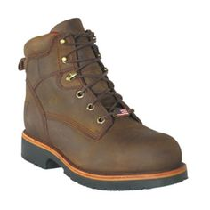 Chippewa Boots Men's Insulated USA-Made Brown Work Boots 25202,    #ChippewaBoots,    #25202,    #Men'sWorkBoots