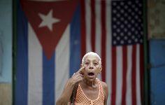 Cubans React to President Obama's Visit - The Atlantic