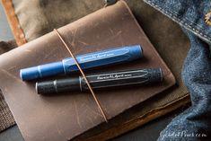 Goulet Pens Blog: Travel Pens: Backpacking Edition