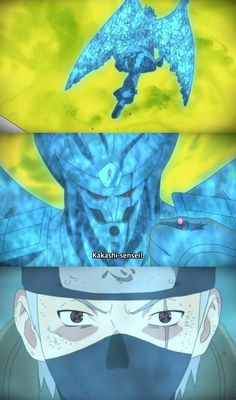 Kakashi Susano'o - screencaps by me.
