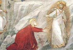 St Anselm's prayer to Mary Magdalene