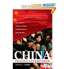 China: Fragile Superpower: How China's Internal Politics Could Derail Its Peaceful Rise-great read on more current politics and economics in China.