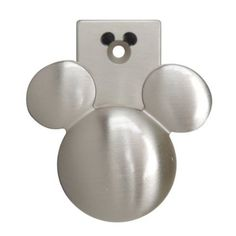 Disney Discovery- Mickey Or Minnie Mouse Wall Hooks