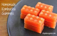 Homemade Kombucha Gu