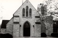 Featured Photo: Architecture, Part 1 – Churches – Daytime Photo-Trinity Evangelical Lutheran Church, Oak Lawn, Illinois