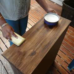 Today one of our DIY Divas, Praveshree, tackled the Basic Bookcase Workshop. Although simple in design, you can easily modify the sizes to c. Pine Bookcase, Antique Wax, Diy Furniture, Divas, Workshop, Diy Projects, Woodworking, Simple, Home