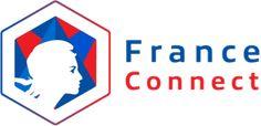Connexion - choix du compte Service Public, Connection, Letters, France, Tech, Logo, Logos, Letter, Lettering