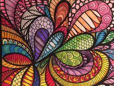 ColorIt Free Coloring Pages Colorist: Linda Allen #adultcoloring #coloringforadults #adultcoloringpages