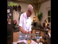 Rudolphs Bakery - Kolač od tri mleka - Ćurosi sa čokoladnim sosom