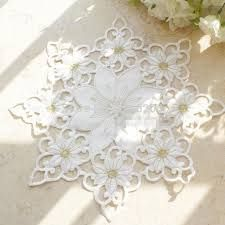 Image result for Cutwork Whitework embroidery