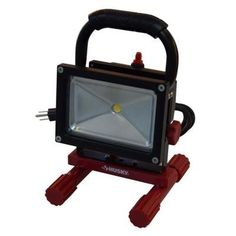800 Lumen Rechargeable LED Work Light Weather Proof Design Portable Devices