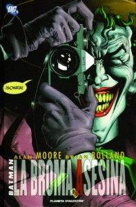 Absolute Batman: la broma asesina Alan Moore joker