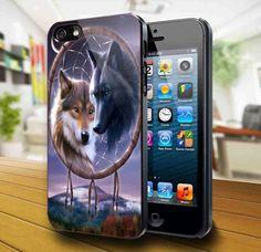 Wolf dream catcher Indian Native #4 iPhone 5 Case | kogadvertising - Accessories on ArtFire