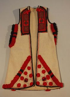 FolkCostume&Embroidery: Costume and Embroidery of Skopska Blatija, Macedonia