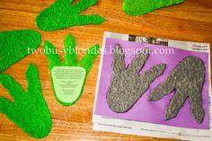 dinosaur party ideas! Party Ideas ~ PAPER MACHE