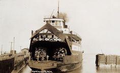 State of Michigan ferry service