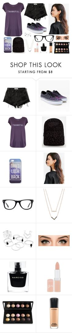 """""""Galaxy"""" by tahiri-vazquez on Polyvore featuring moda, Abercrombie & Fitch, Vans, good hYOUman, Muse, Michael Kors, Narciso Rodriguez, Rimmel, MAC Cosmetics y women's clothing"""