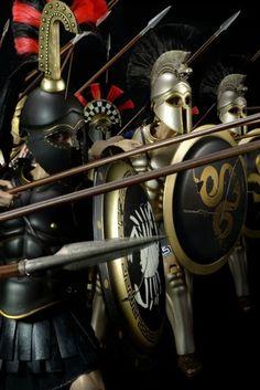 """We make that we may live in . Greek History, Roman History, Ancient History, Greek Soldier, Ancient Armor, Mycenae, Greek Warrior, Spartan Warrior, Modelos 3d"