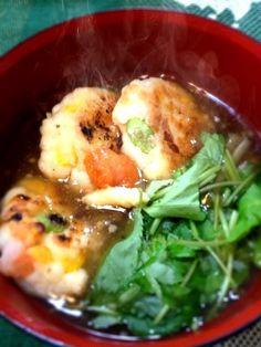 冬の温まるプワプワ焼きレシピをアップしてみました。醤油麹を使いますが、普通の醤油でもかまいません(*^^*) - 319件のもぐもぐ - 冬のプワプワ!生姜と醤油麹の和風あんかけ by zukaccha