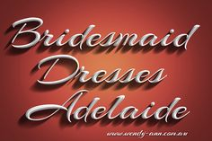 Click this site http://wendy-ann.com.au for more information on Bridesmaid Dresses Adelaide. Bridesmaid Dresses Adelaide can be straight purchased from the rack and taken home the on the same day. And also check out the vast array of collection and also make the bridesmaid satisfied and also content which will provide you pleasure as well as satisfaction and a wedding event to bear in mind. Follow Us : http://ello.co/bridesmaiddresses