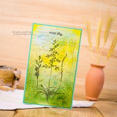 Серія листівок Flora. Майстер-клас. Tanya SonataJoy - Штампувальня