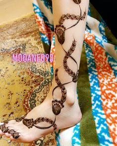 Pretty Henna Designs, Modern Henna Designs, Floral Henna Designs, Finger Henna Designs, Arabic Henna Designs, Mehndi Designs Feet, Mehndi Designs Book, Mehndi Designs 2018, Mehndi Designs For Beginners