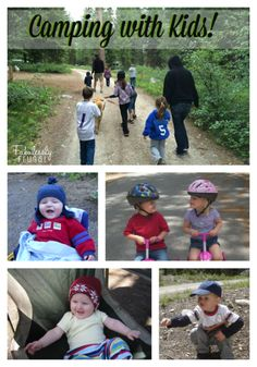 Pinterest Camping with Kids