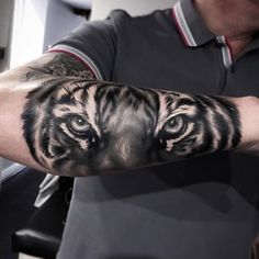 10 Mejores Imágenes De Ojos Tigre Tiger Eyes Tattoo Tattoo Ideas