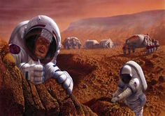 You can grow food on Mars, says Researcher