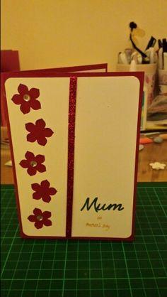 Mum's day card