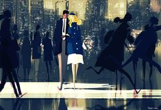 Tuesday Night by PascalCampion on DeviantArt