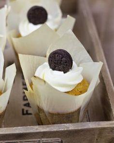 Muffins de Oreo :)