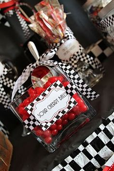 More Cars Birthday Party ideas