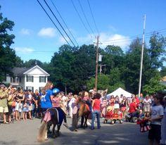 july 4th parade thomaston maine