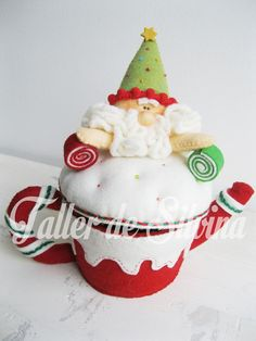 Christmas Crafts, Christmas Decorations, Christmas Ornaments, Holiday Decor, Love Craft, Santa, Desserts, Projects, Gifts