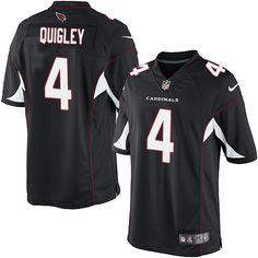 Men Nike Arizona Cardinals #4 Ryan Quigley Limited Alternate NFL Jerse #Cool #LimitedJersey #Fashion #Jerseys #Standard #Jersey #CardinalsFans #Jerseys #RyanQuigley #jerseys #Black #jersey
