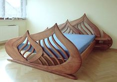 15 Unique Wood Furniture Design to Beautify Your Home - Top Inspirations Unique Wood Furniture, Bedroom Furniture Design, Bed Furniture, Furniture Makeover, Furniture Ideas, Furniture Movers, Furniture Online, Furniture Stores, Cheap Furniture