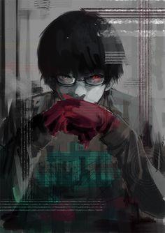 Kaneki the Black Reaper (Tokyo Ghoul)