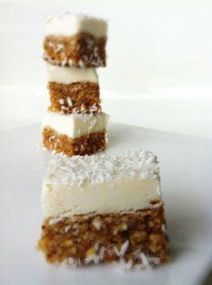 Lemon Coconut Cheesecake Bars <3