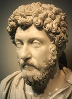 Marcus Aurelius, emperor and philosopher guides us toward our own kingdom. Description from patheos.com. I searched for this on bing.com/images