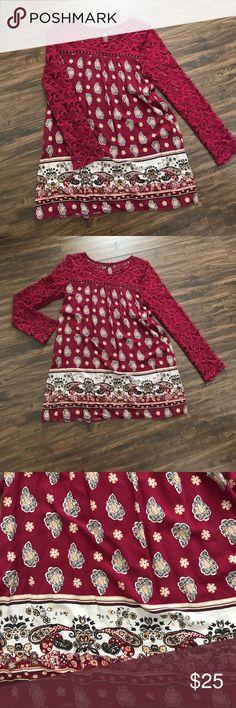 Women's tunic Alter'd State women's tunic size medium. Altar'd State Tops Tunics